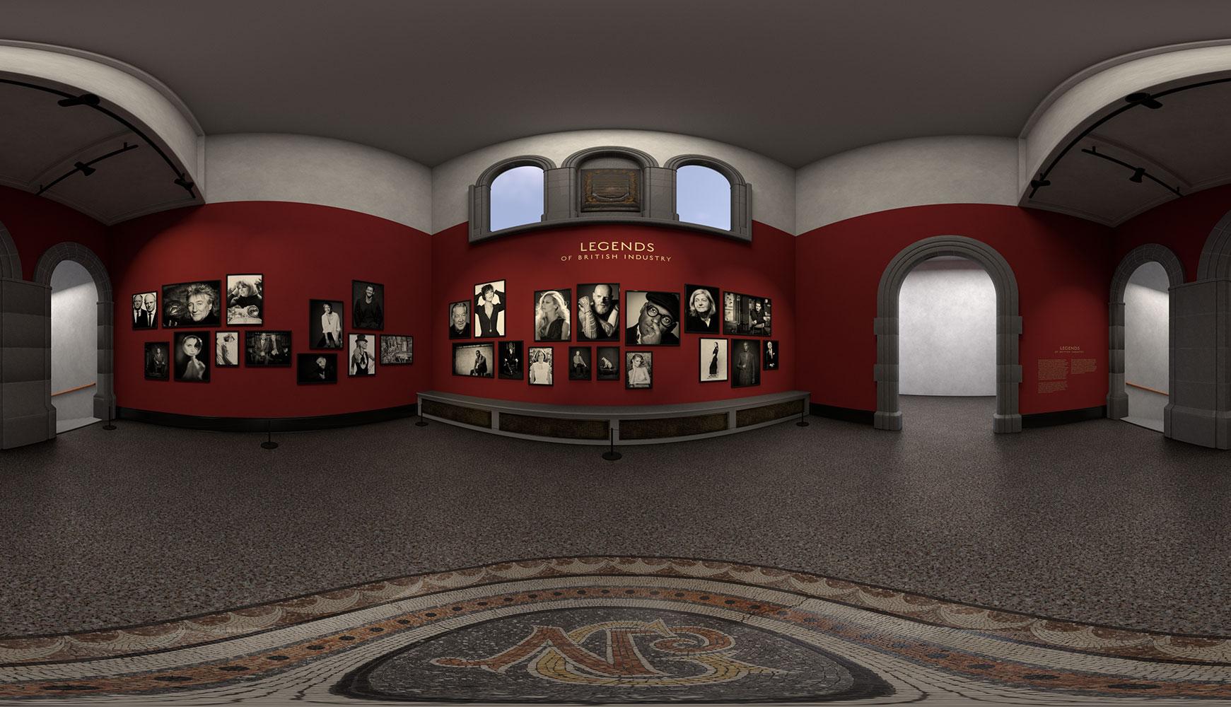 Legends Exhibition